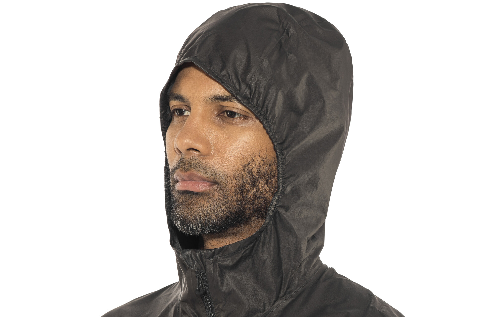 GORE WEAR R7 Gore-Tex Shakedry Giacca con cappuccio Uomo, black su Addnature eXbA5